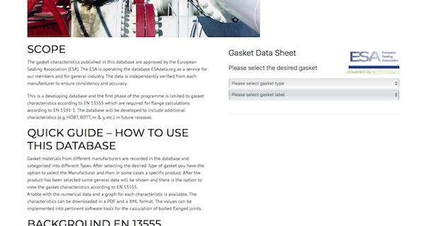 Gasket base article