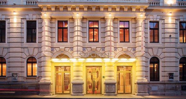 Hotel Savoyen in Vienna