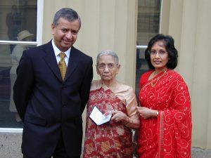 Dr. Amrat Parmar