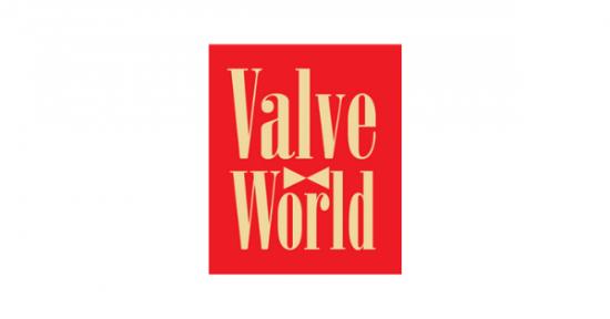 Valve World logo